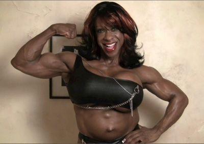 Ebony Female Bodybuilders download