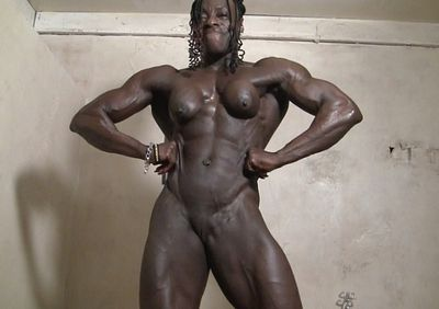 Ebony Female Bodybuilders free